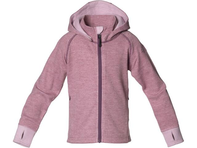 Isbjörn Wooly Jakke pink